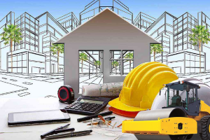 PROJECTION,  CONSTRUCTION OF HOUSES,  ROAD CONSTRUCTION,  INDIVIDUAL ORDERS