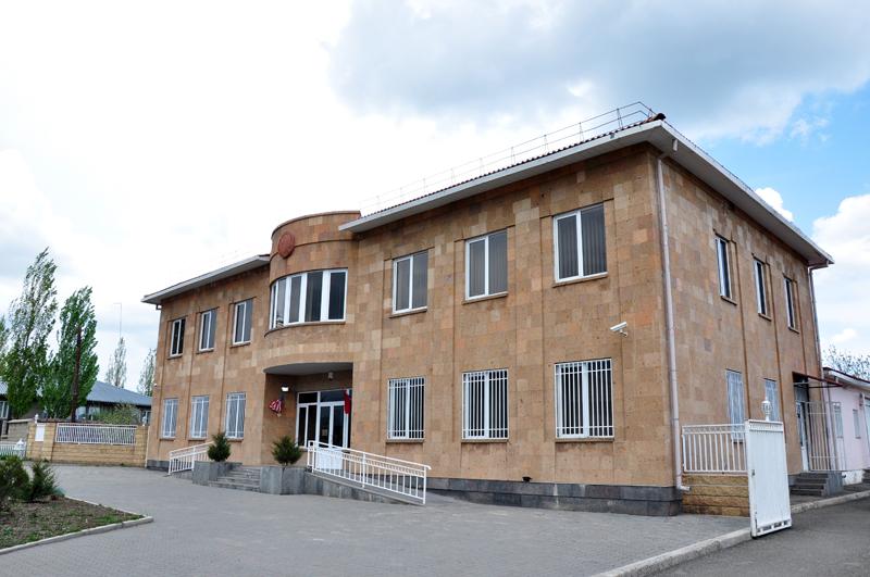 Medical Center in Gyumri