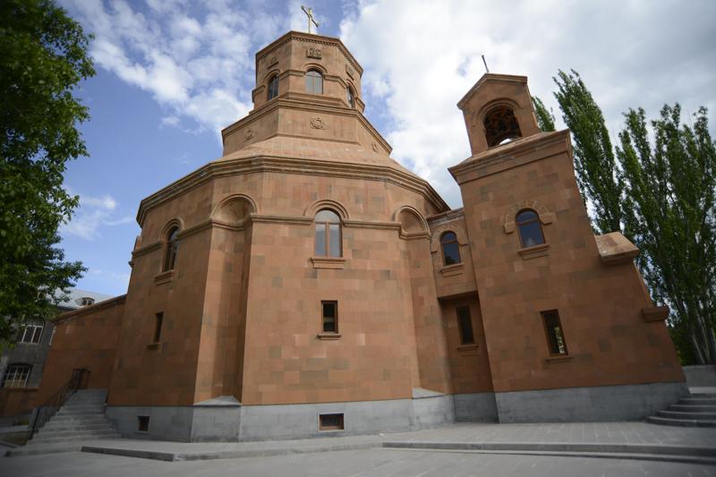 Catholic Church in Gyumri